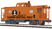 MTH20-91640 Illinois Central N8 Caboose