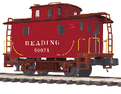 MTH20-91656 Reading Bobber Caboose