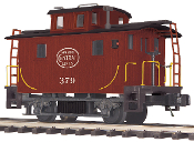 MTH20-91657 New York Central Bobber Caboose