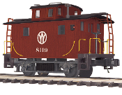MTH20-91654 New York Ontario Western Bobber Caboose