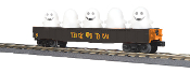 MTH30-72208 Halloween Gondola Car with Lighted Ghosts