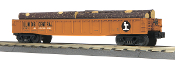 MTH30-72181 Illinois Central Gondola with Log Load