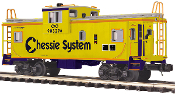 MTH20-91658 Chessie Extended Vision Caboose