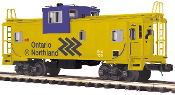MTH20-91661 Ontario Northland Extended Vision Caboose