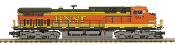 MTH20-21058-1 BNSF AC4400cw Diesel with Proto 3.0