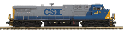 MTH20-21060-1 CSX AC4400cw Diesel with Proto 3.0