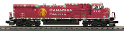 MTH30-20639-1 Canadian Pacific Dash-8 with Proto Sound 3.0