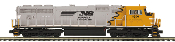 MTH20-21194-1 Norfolk Southern SD70Mac Diesel Proto 3.0