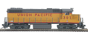 MTH85-2036-1 Union Pacific GP38-2 Diesel with Proto 3.0