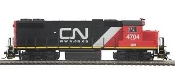 MTH85-2039-1 Canadian National GP38-2 Diesel with Proto 3.0