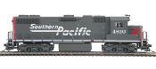 MTH85-2051-1 Southern Pacific GP38-2 Diesel with Proto 3.0