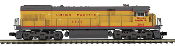 MTH20-20926-1 Union Pacific GE U30C Diesel with Proto 3.0