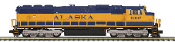 MTH20-21195-1 Alaska SD70Mac Diesel with Proto 3.0