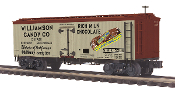 MTH20-94445 Williamson Candy 36' Woodsided Reefer Car