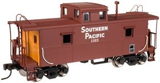 ATL 20002417 Southern Pacific Cupola Caboose